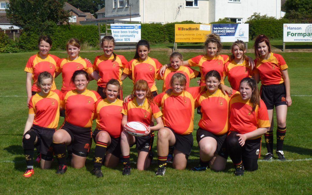 Cinderford Under 15 Girls v Wincombe