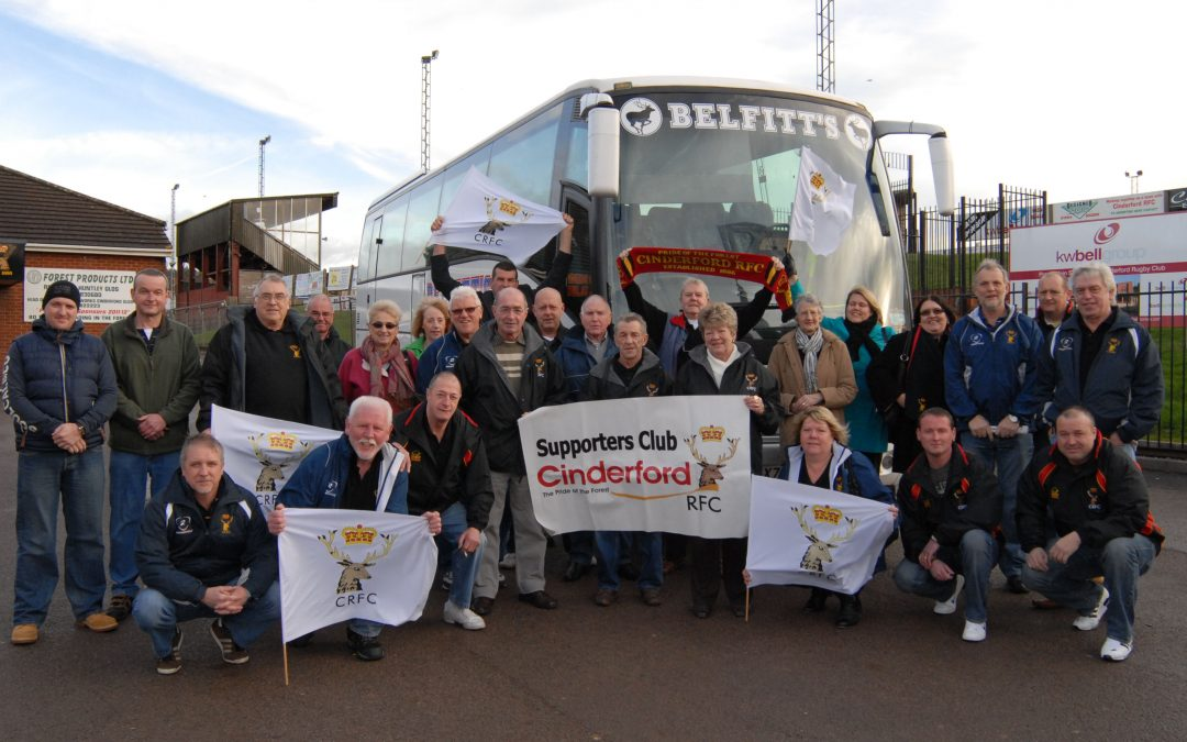 Supporters trips to Worthing and Loughborough