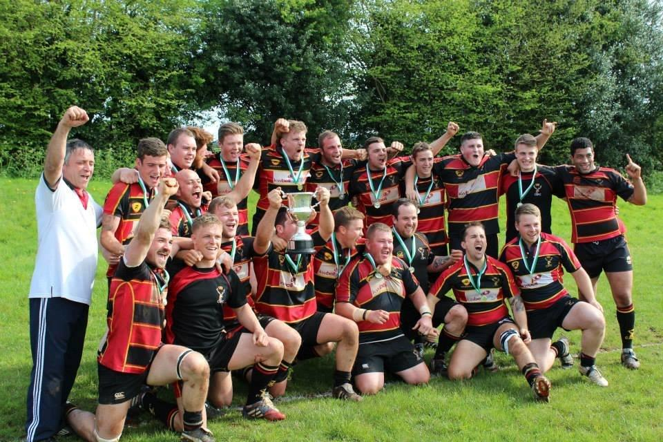 Lydney United 16-22 Cinderford Stags
