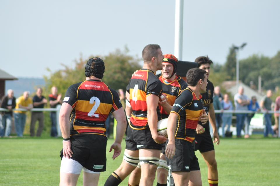 CInderford 20-43 Richmond