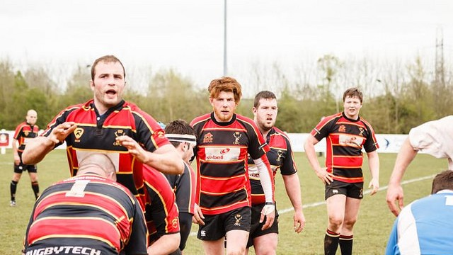 Drybrook United 14-15 Cinderford Stags