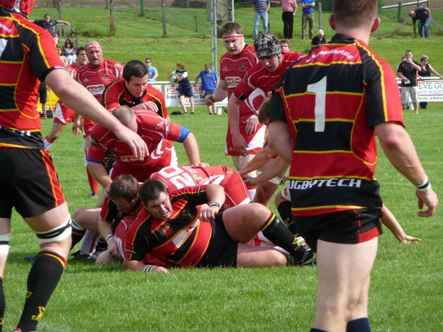 Cinderford v Bridgend Preview
