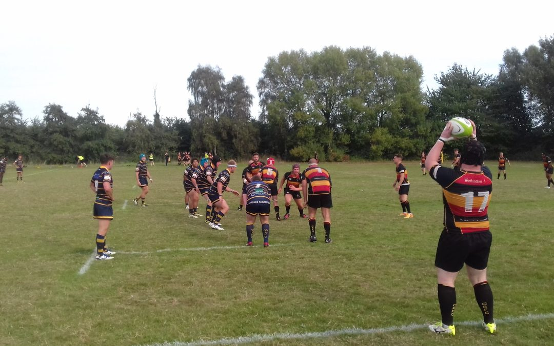 Worthing Raiders A 15-37 Cinderford United