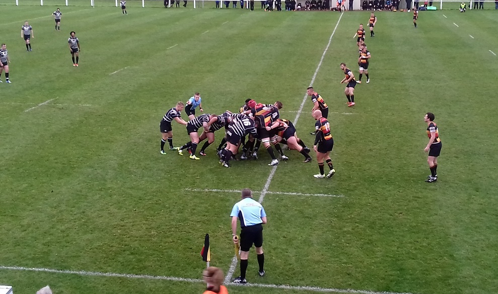 Cinderford 9-26 Chinnor