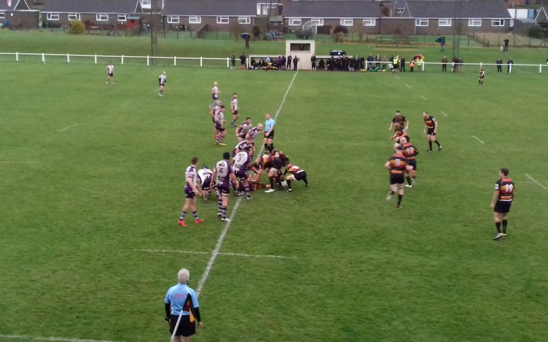 Cinderford 27-12 Exmouth