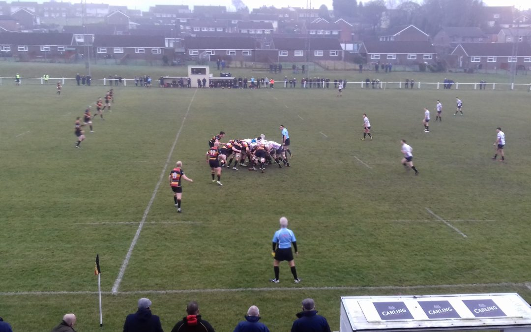 Cinderford 35-17 Clifton