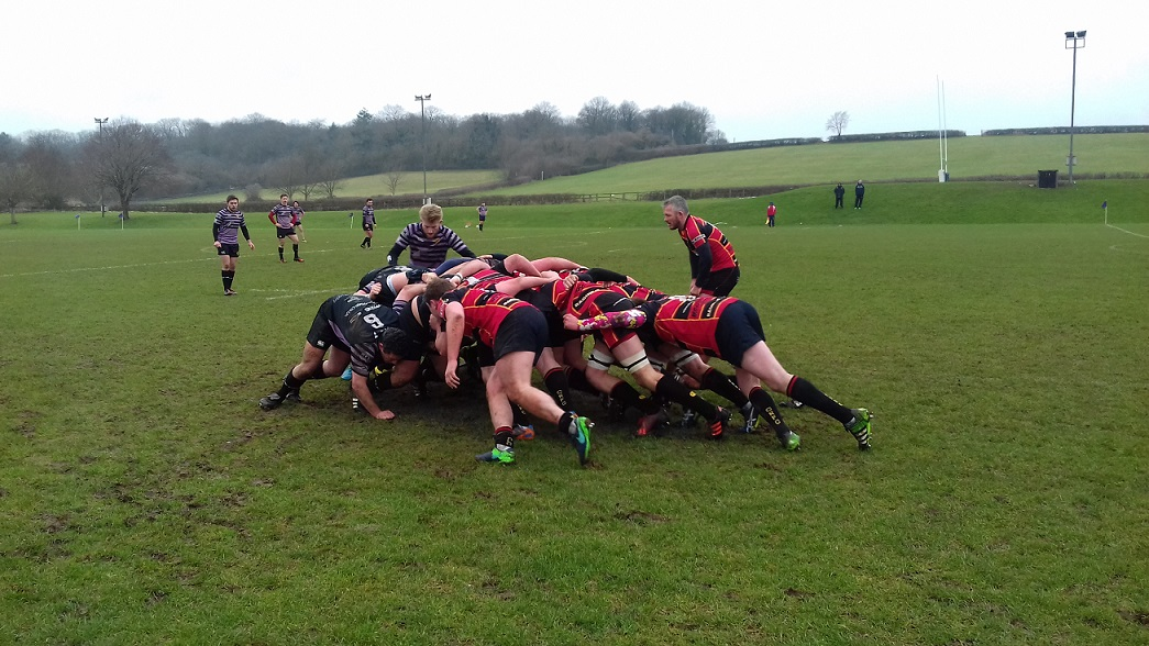 Clifton United 20-26 Cinderford Stags