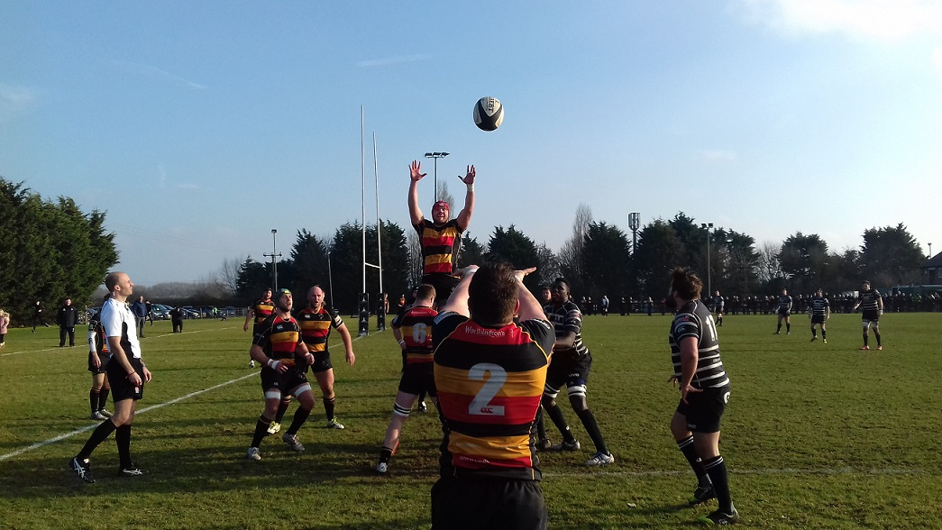 Chinnor 42-17 Cinderford