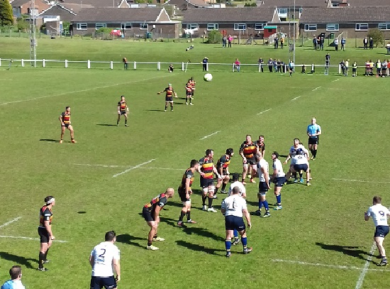 Cinderford 12-55 Old Elthamians