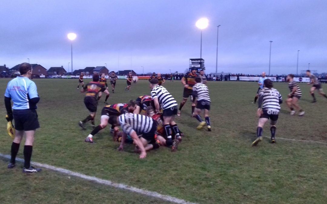 Chinnor 14-26 Cinderford