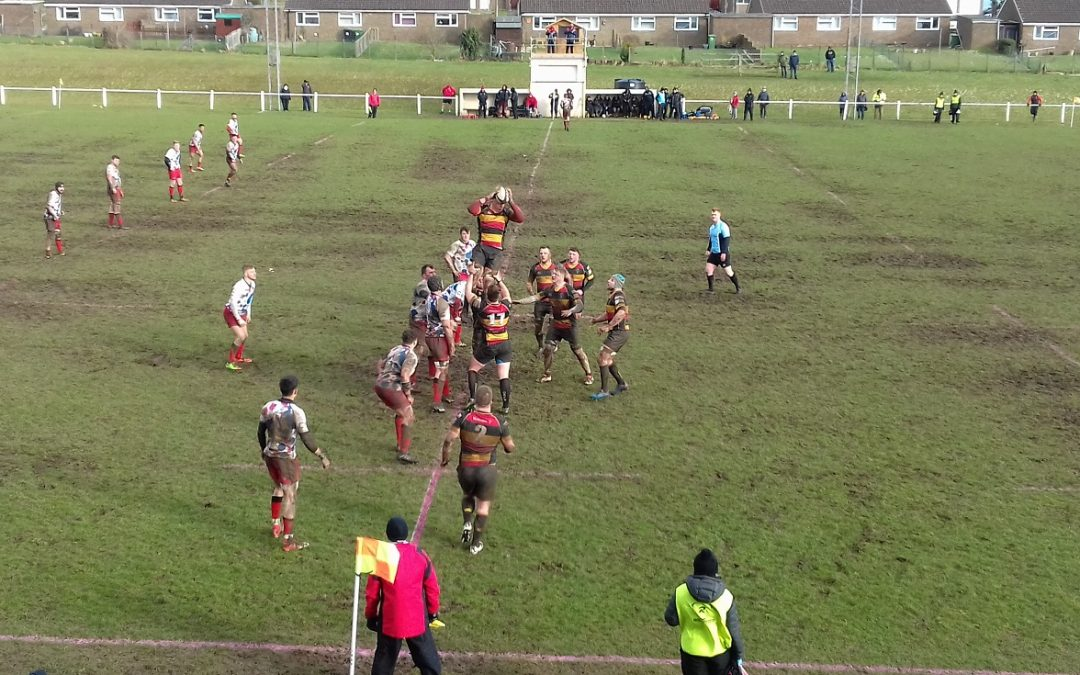 Cinderford 40-12 Old Redcliffians