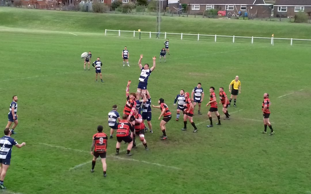 Cinderford Stags 12-20 Ross-on-Wye