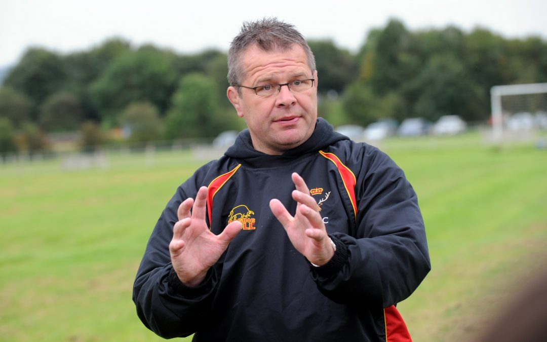 Andy Deacon Appointed Professional Rugby Manager