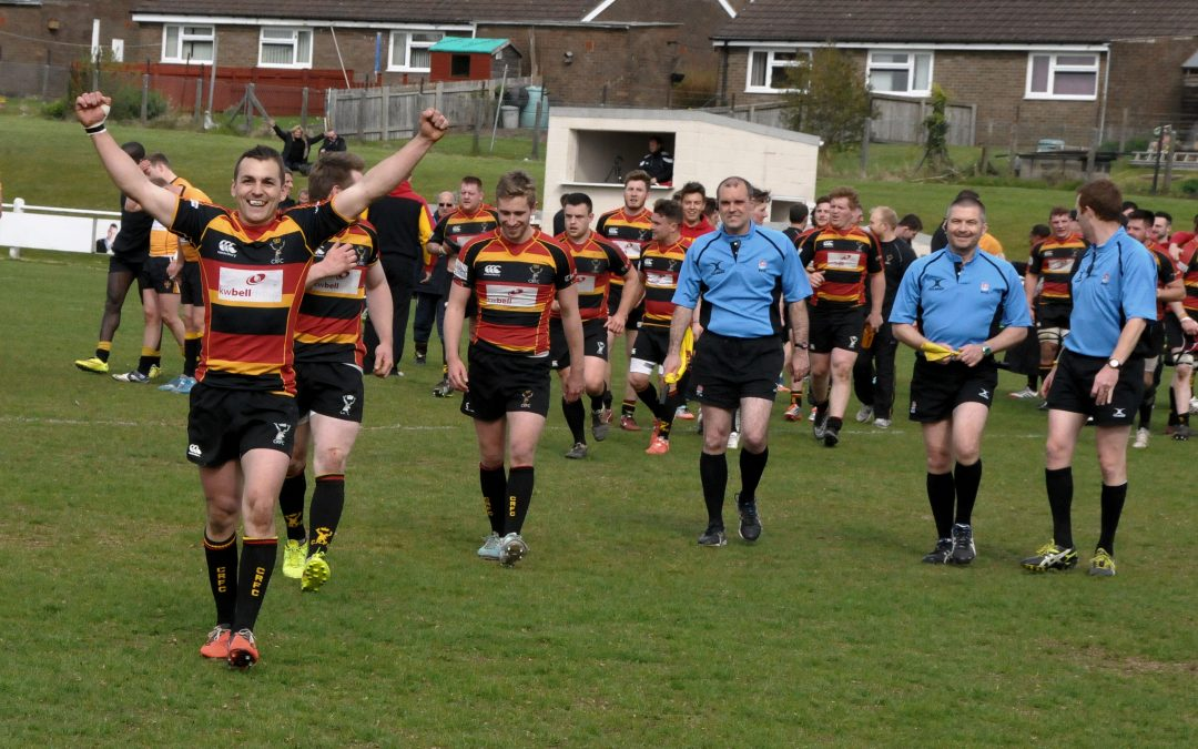 Cinderford RFC team news Merthyr