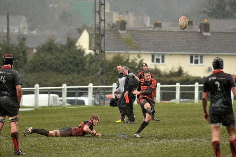 Cinderford Colts 16 Risca Youth 13