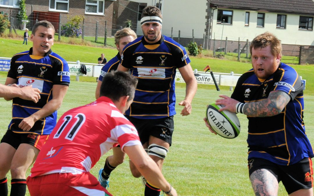 Double pre-season victory for Cinderford