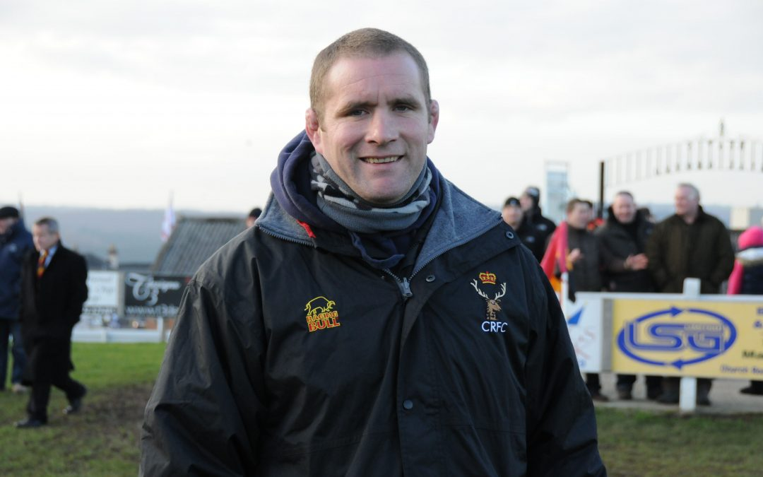 Phil Vickery could combine coaching duties