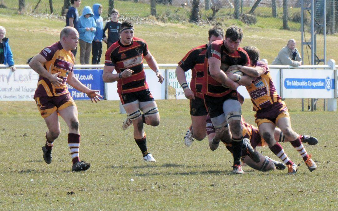 Ealing 28-17 Cinderford
