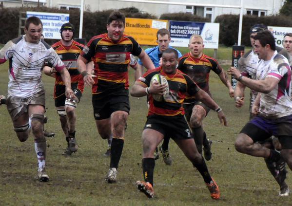 OA Rugby 20-7 Cinderford