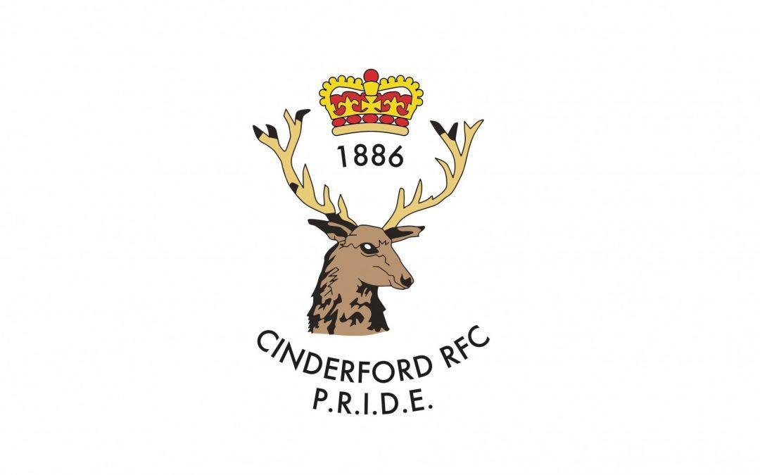 Cinderford v Richmond Double Header