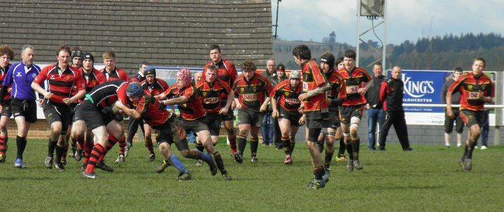 Drybrook v Cinderford Under 16's