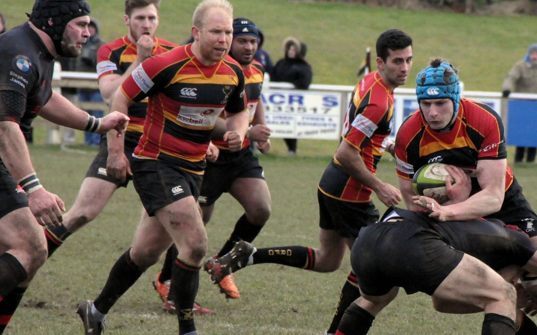 Cinderford 14-17 Blackheath