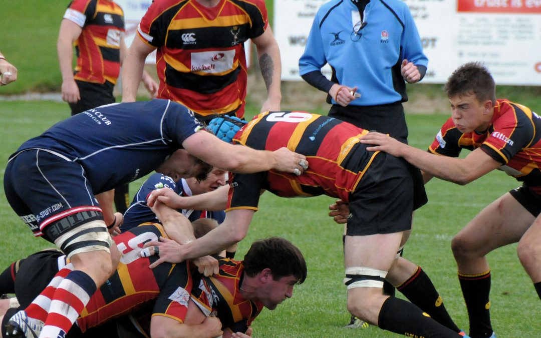 Cinderford 42-5 Macclesfield