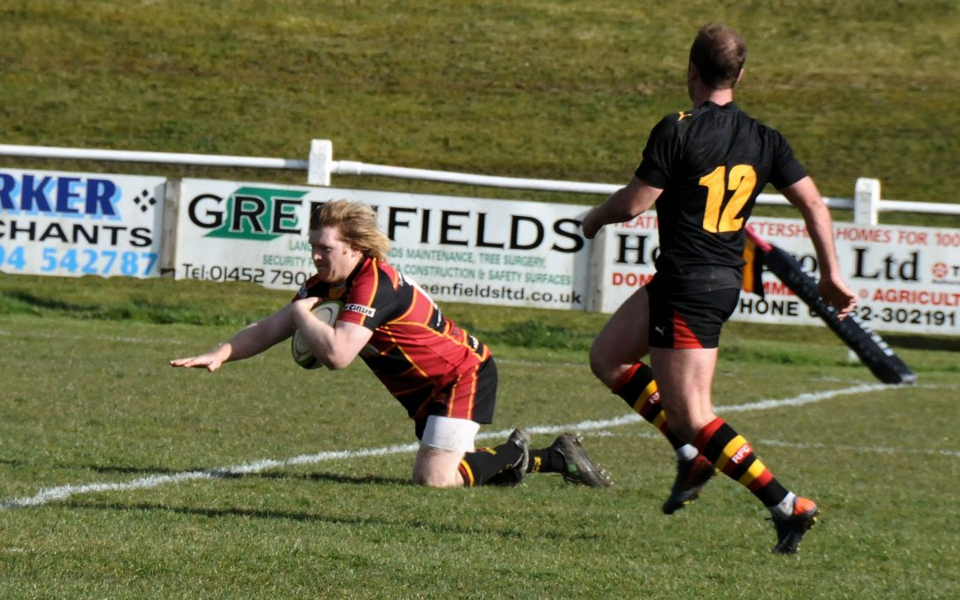Cinderford 22-19 Loughborough Students