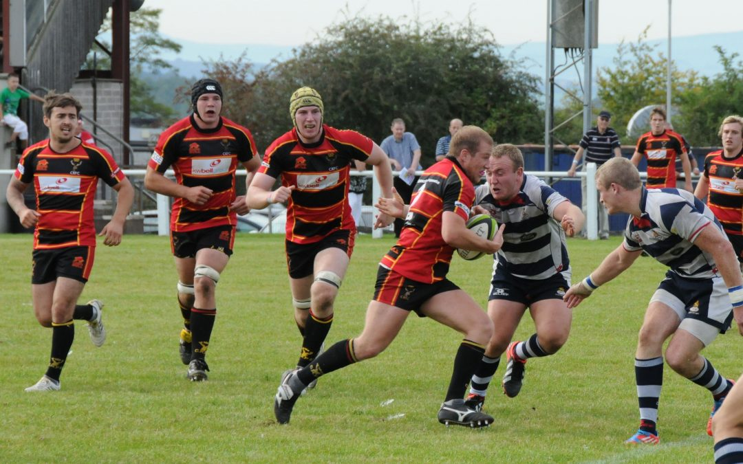 Tynedale v Cinderford Preview