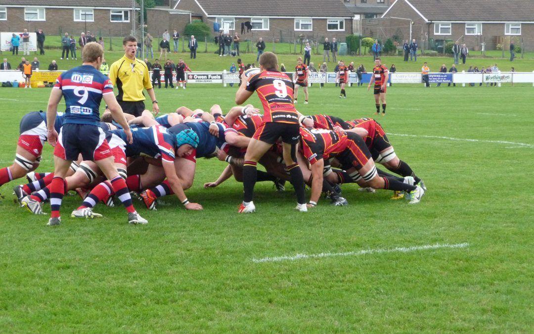 Cinderford 5 – 35 Doncaster Knights