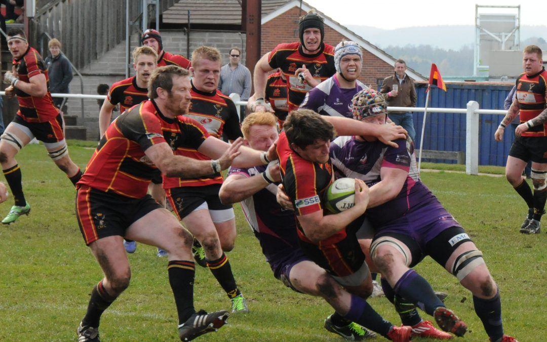 Cinderford 36-41 Loughborough