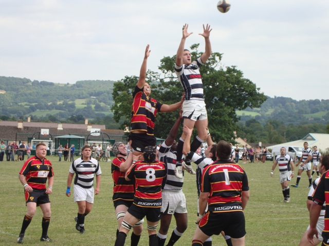 Cinderford in double cup action this weekend