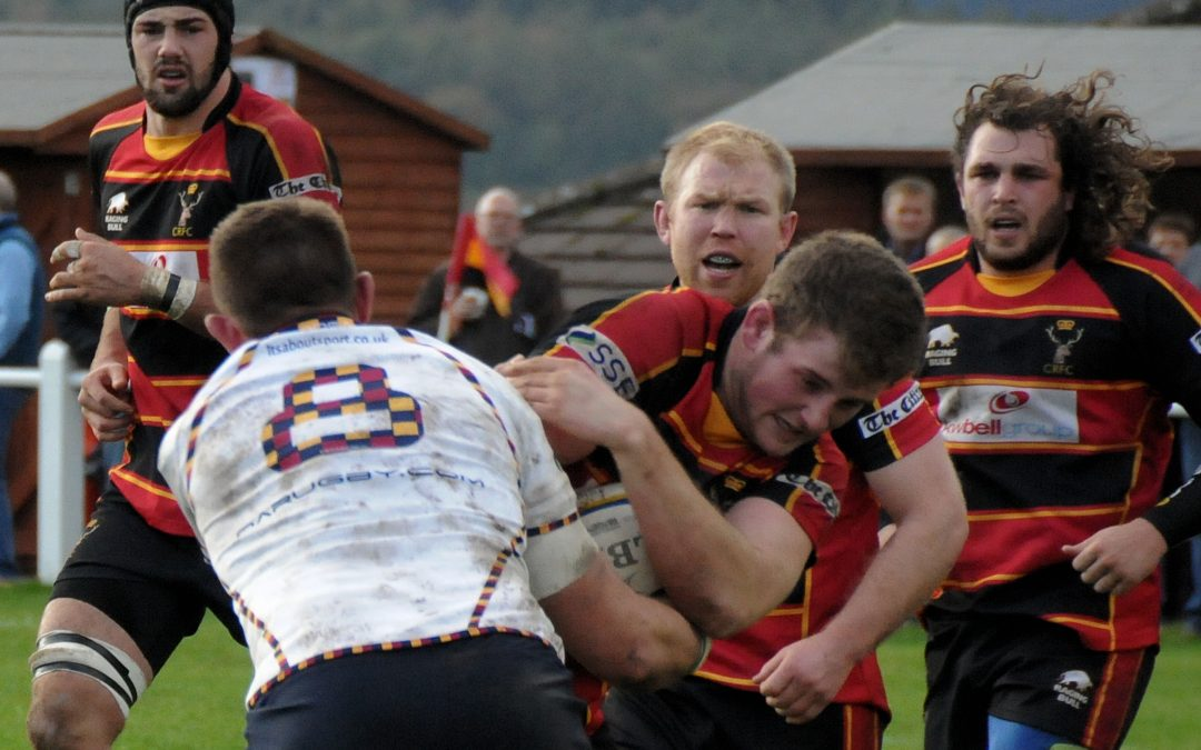Preview Wharfedale v Cinderford