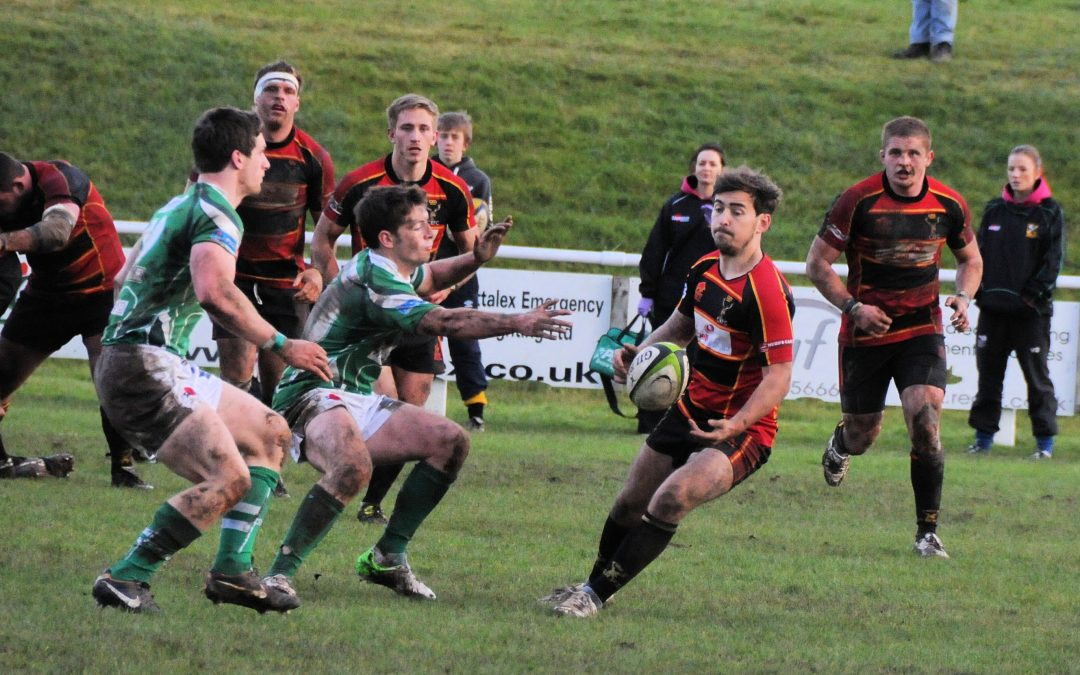 Cinderford away at Coventry preview