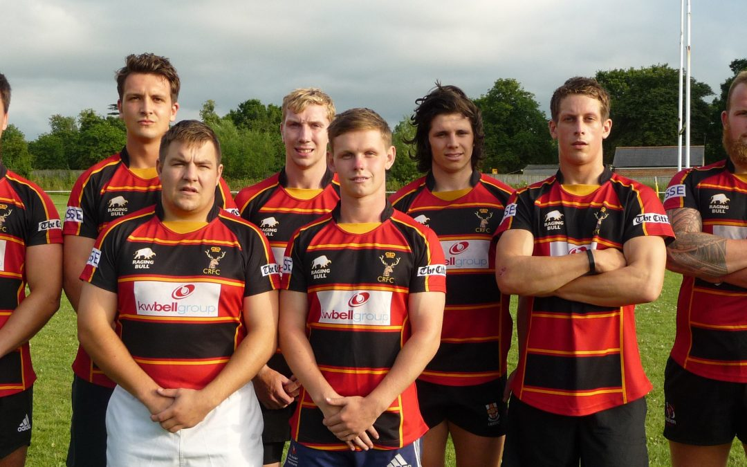 Cinderford squad update 2014/15 season