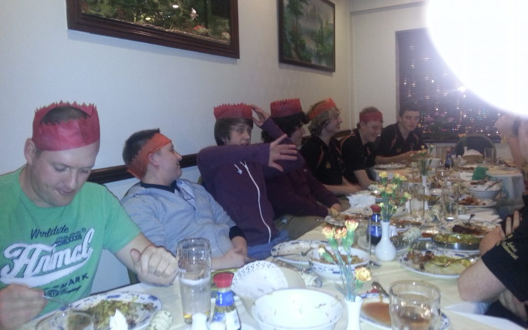 Under 16's Christmas Party