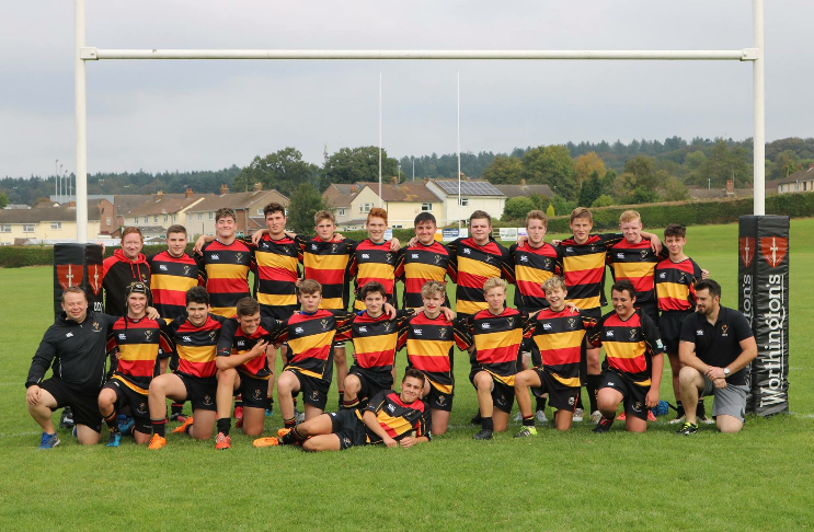 Cinderford Colts training confirmed