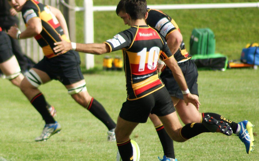 Cinderford v Canterbury team news