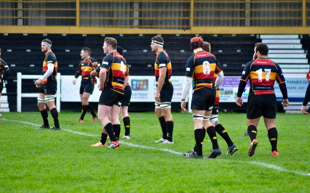 Henley Hawks 27-13 Cinderford
