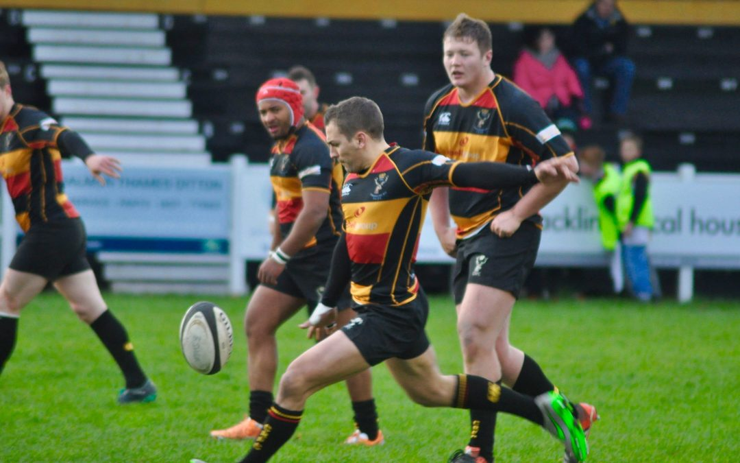 Cinderford 17-20 Rosslyn Park