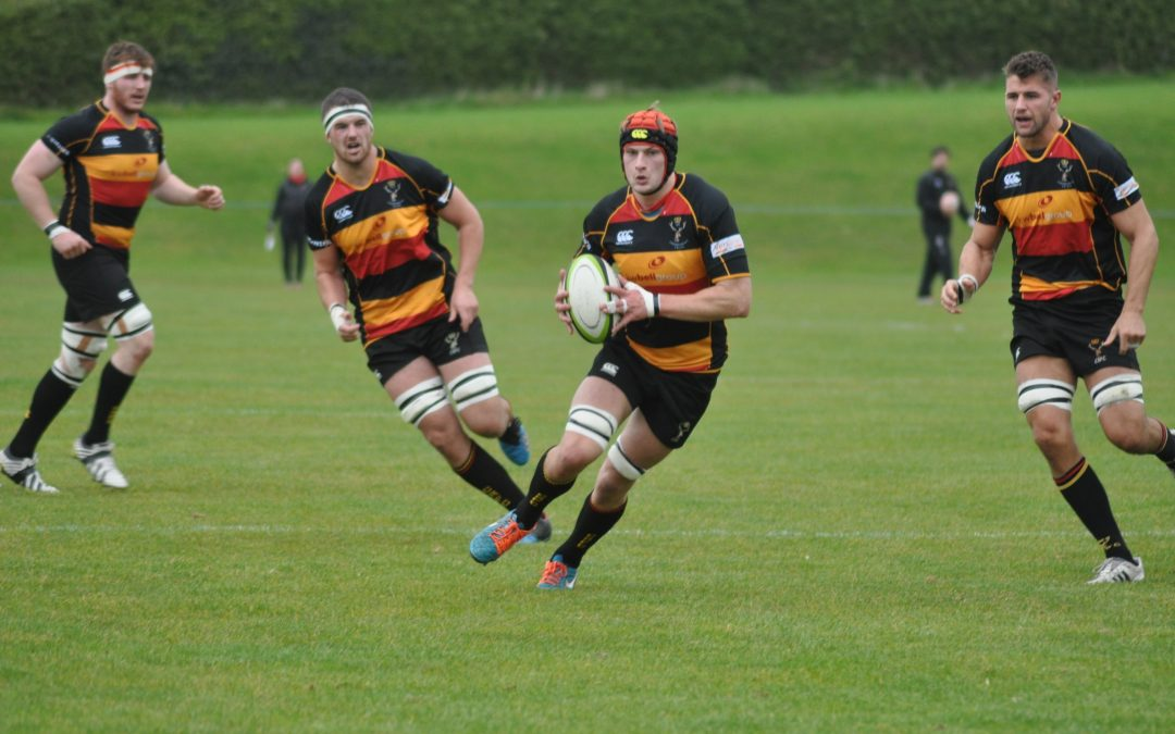 Hull Ionians 24-28 Cinderford