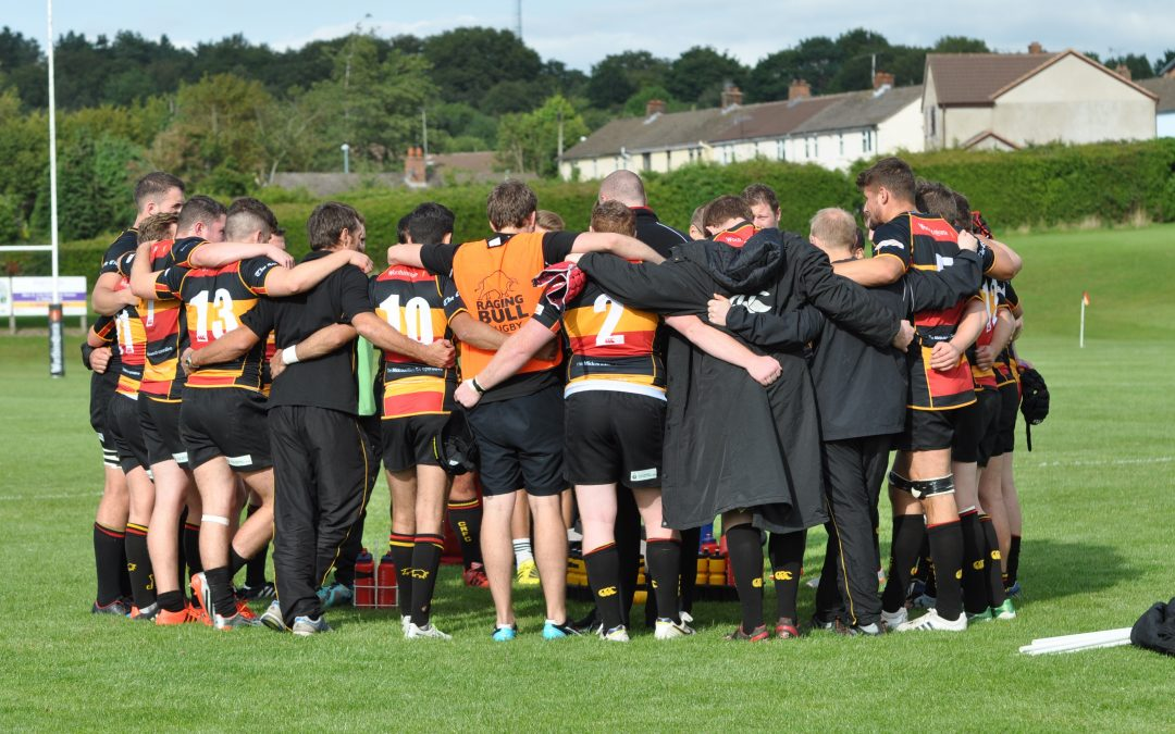 Team Annoucement: Wharfedale v Cinderford