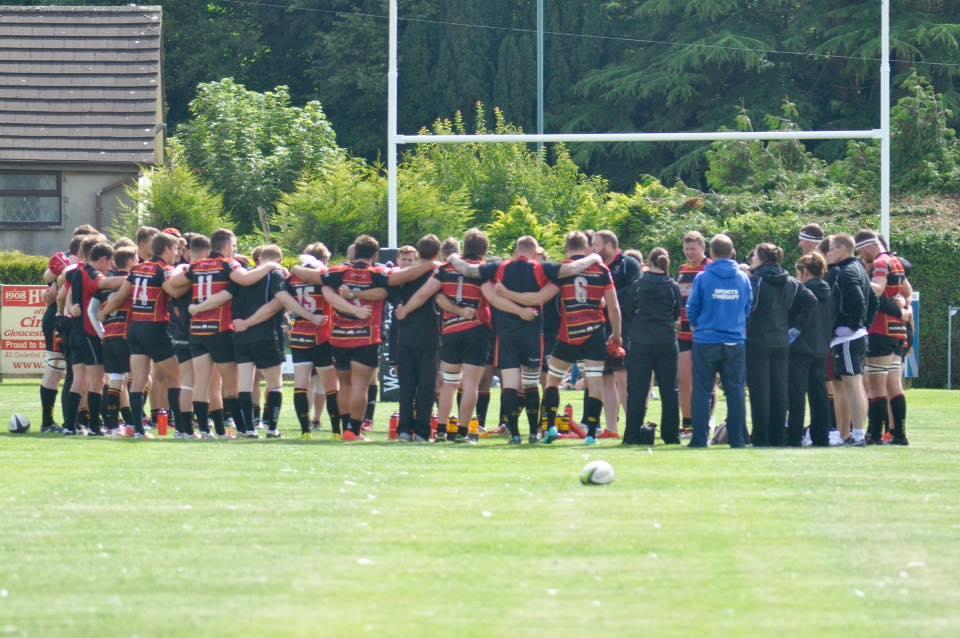 Team Announcement: Hartpury College v Cinderford