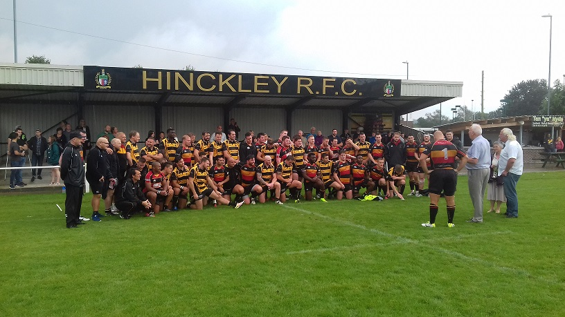Hinckley 3-34 Cinderford