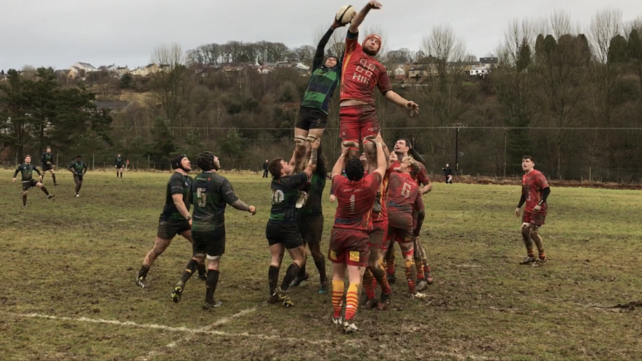 Cinderford United 25-38 Cambridge 2nd XV