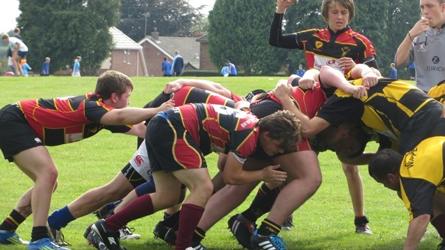 Old Centralians 41-38 Cinderford Bucks