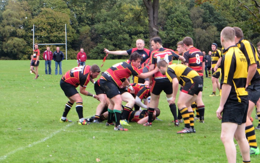 Rugby on Dockham Road