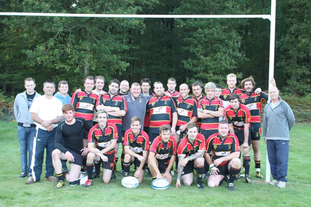 Cinderford Stags 25 – 10 Cleeve 2nds