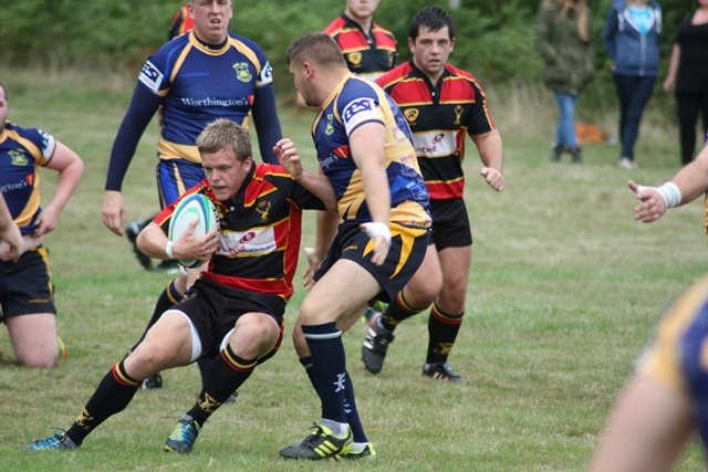 Cinderford Stags 37-15 Old Centralians 2