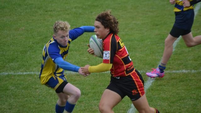 Cinderford Under 16's v St Josephs Under 16's